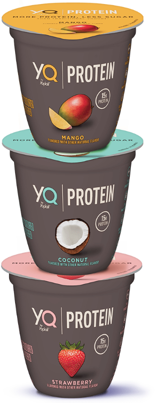 Yoplait YQ yogurt with protein, General Mills