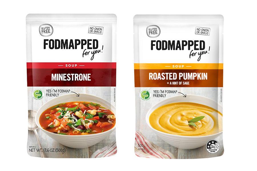 Fodmapped Foods soups