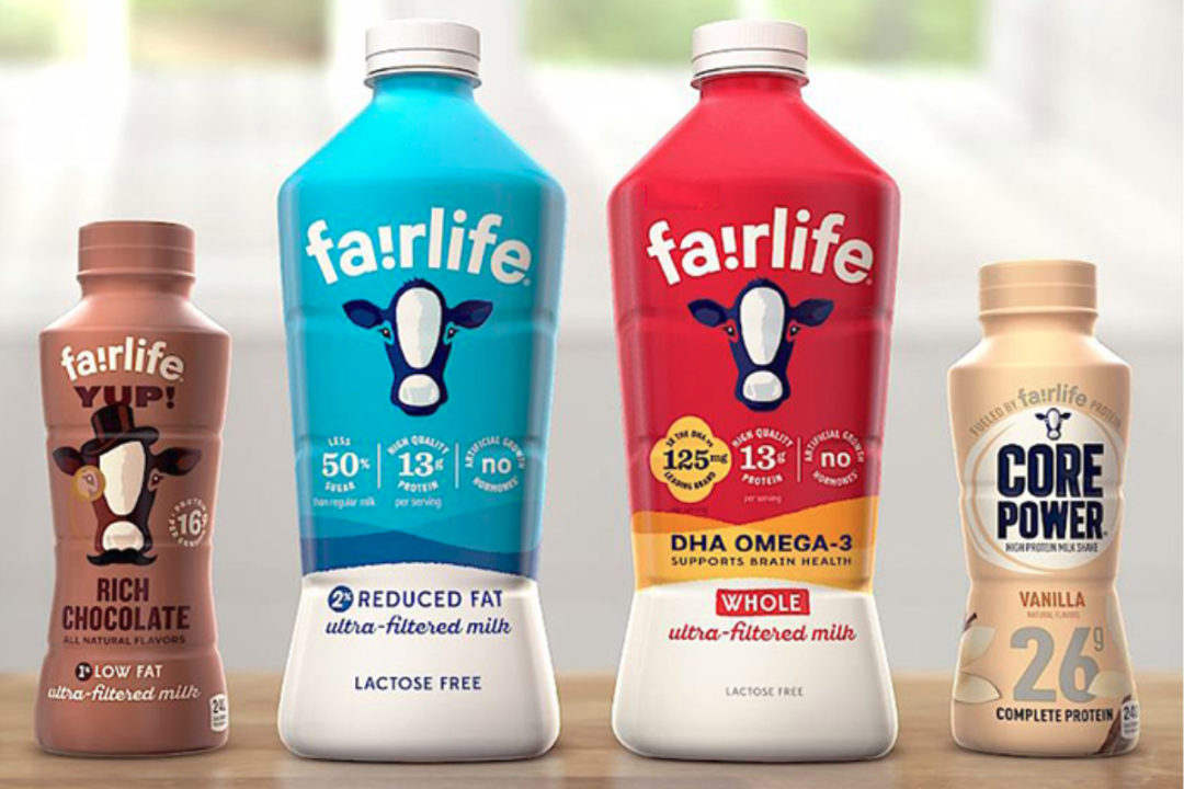 fairlife dairy products