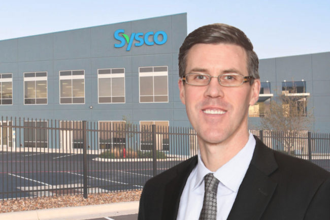 Kevin Hourican, Sysco