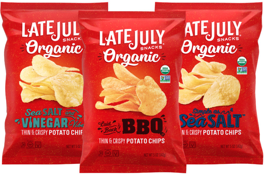 Late July Launches Two New Chip Lines 2020 01 13 Food