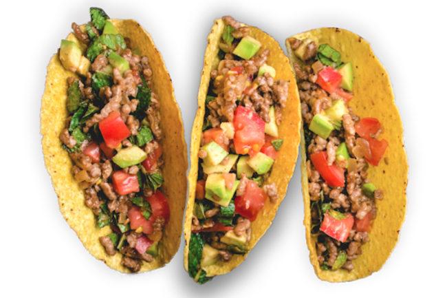 Motif FoodWorks plant-based tacos