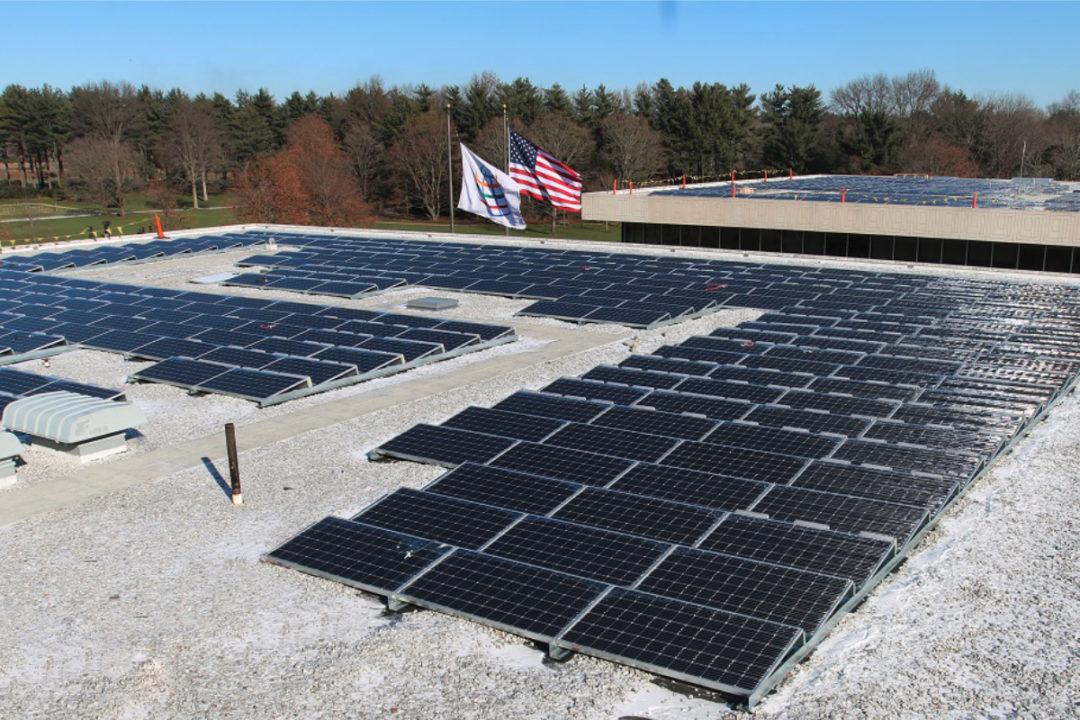 PepsiCo solar panels