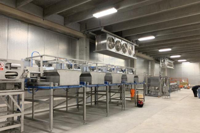 Perdue Premium Meat Co. Sioux Center, Iowa, pork plant expansion