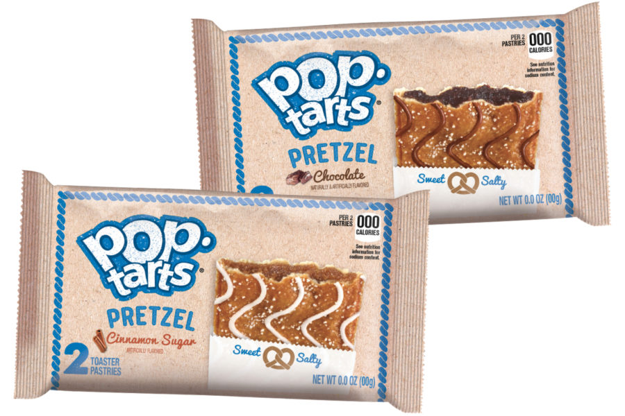 Pretzel Pop Tart