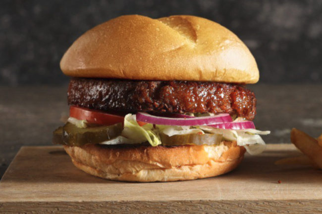 Ruby Tuesday Sweet Earth Awesome Burger