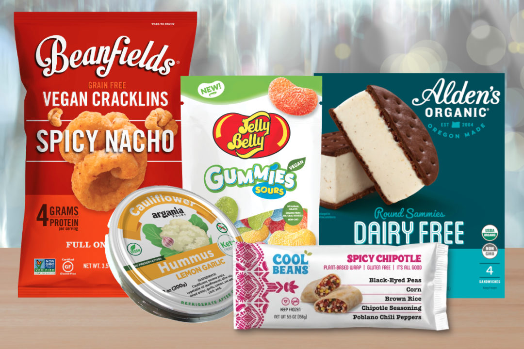 New products at the Winter Fancy Food Show