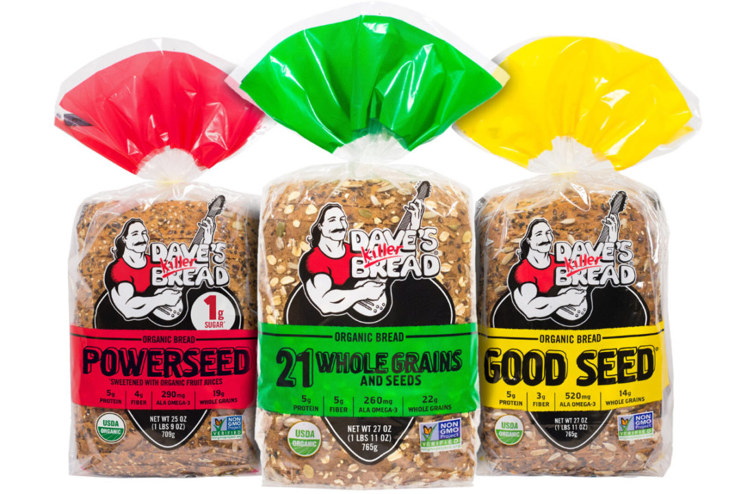 Dave's killer breads