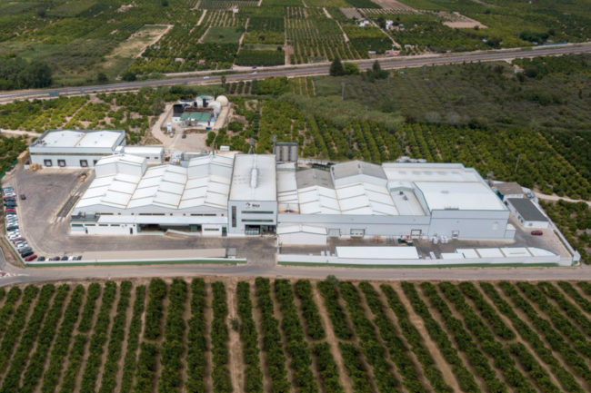 ADM probiotics facility