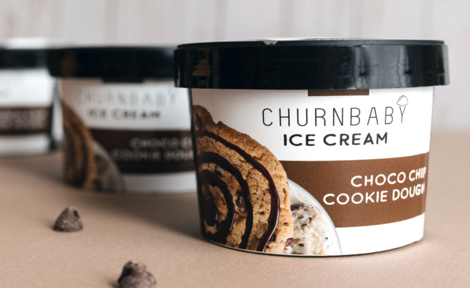 ChurnBaby ice cream
