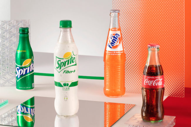 Coca-Cola sparkling beverages