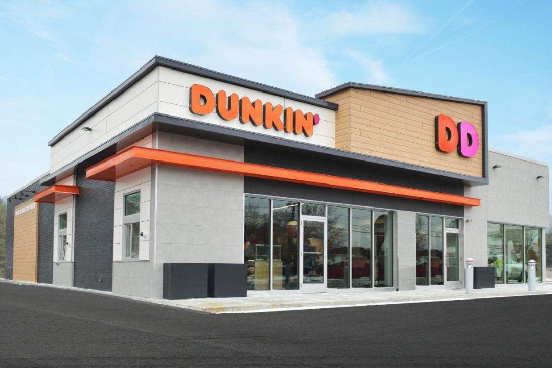Dunkin' next generation restaurant