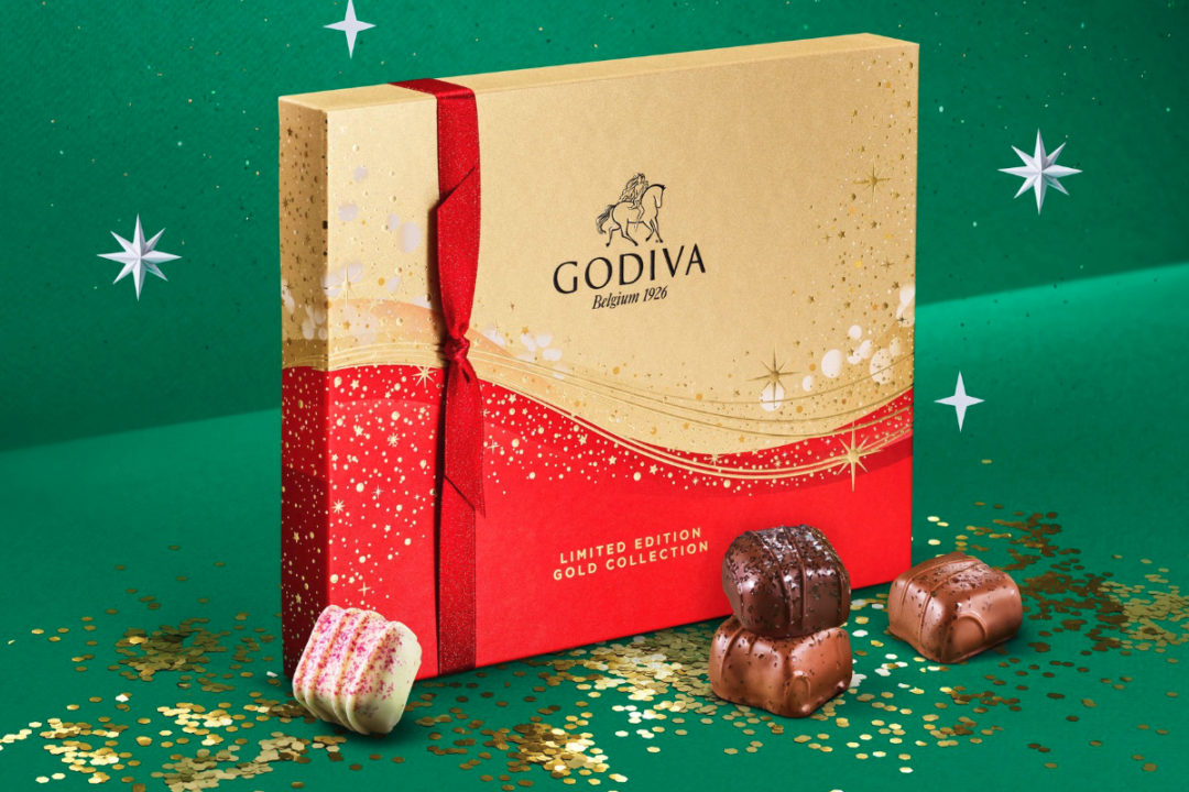 GODIVA Chocolatier Holiday Sparkle Collection