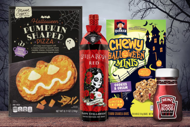 Halloween-themed products