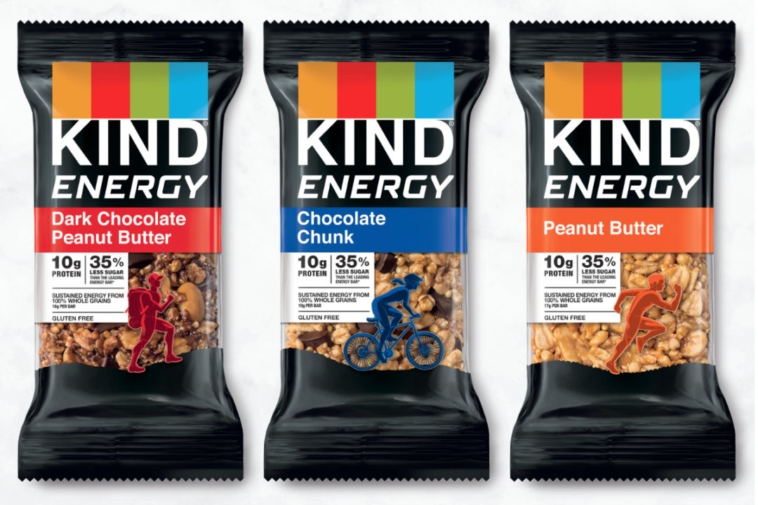 Kind Energy Bars