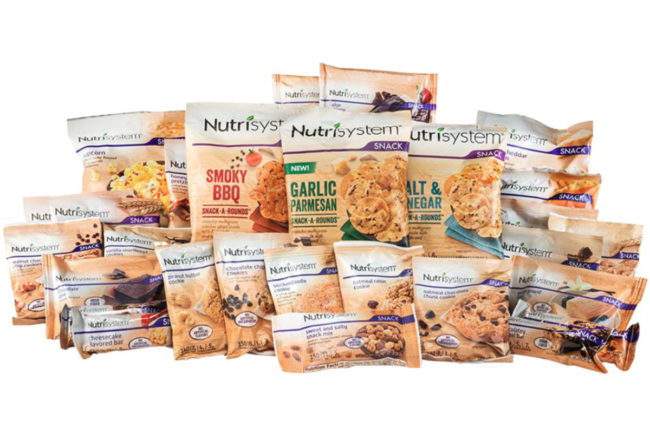 Nutrisystem products
