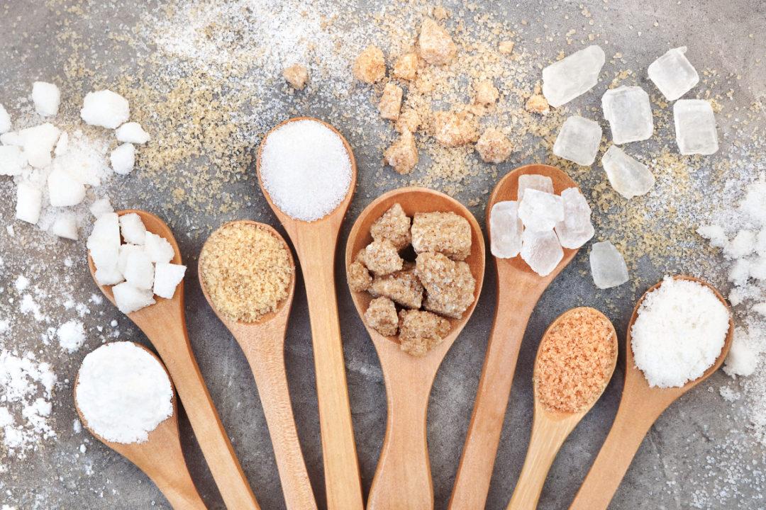 Spoons of sugar