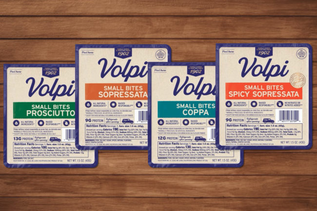 Volpi Foods Small Bites