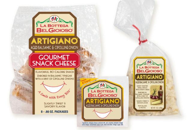 BelGioioso Artigiano Gourmet Snacks and Crumbles