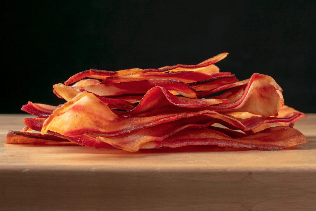 Hooray Foods plant-based bacon
