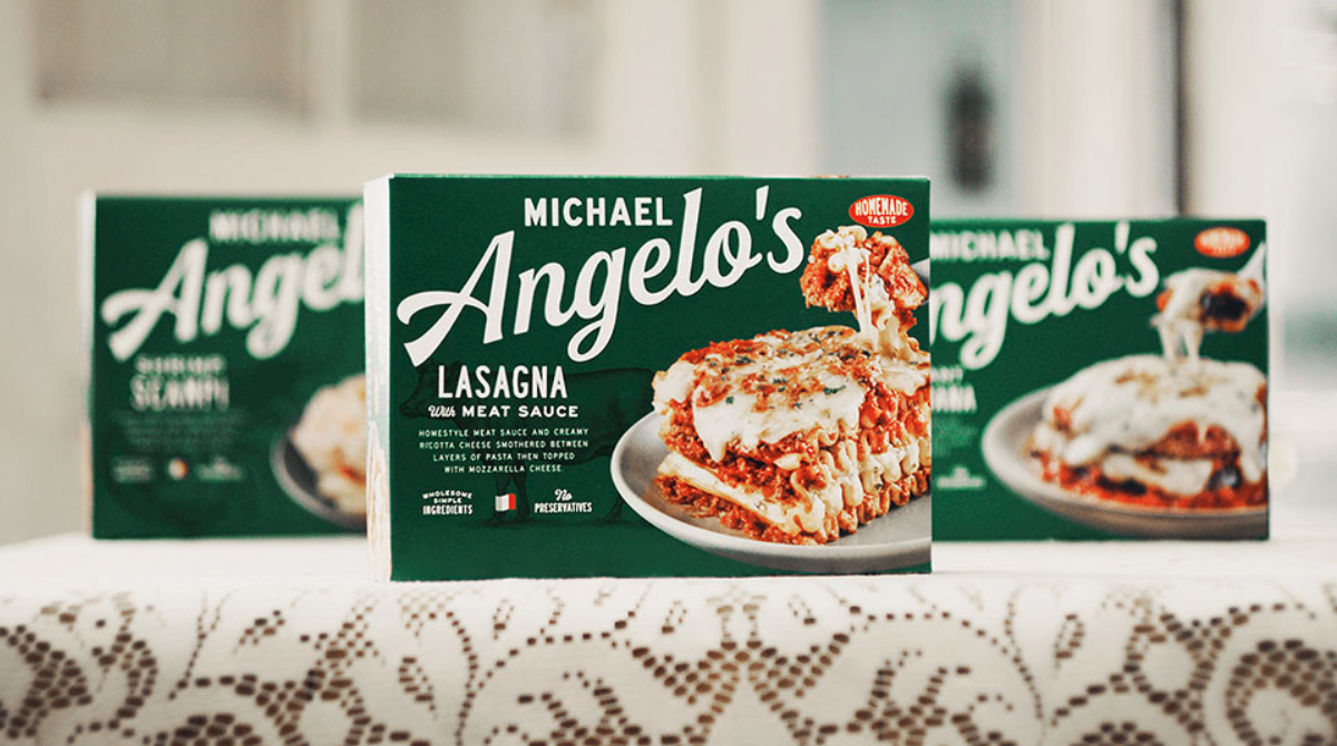 Michael Angelo's pasta