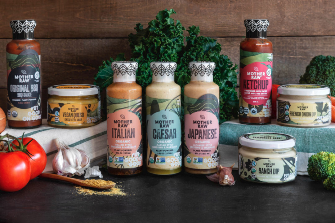 Mother Raw products