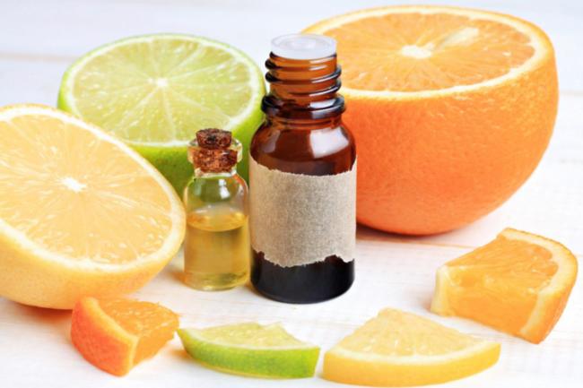 Natural citrus flavor extracts