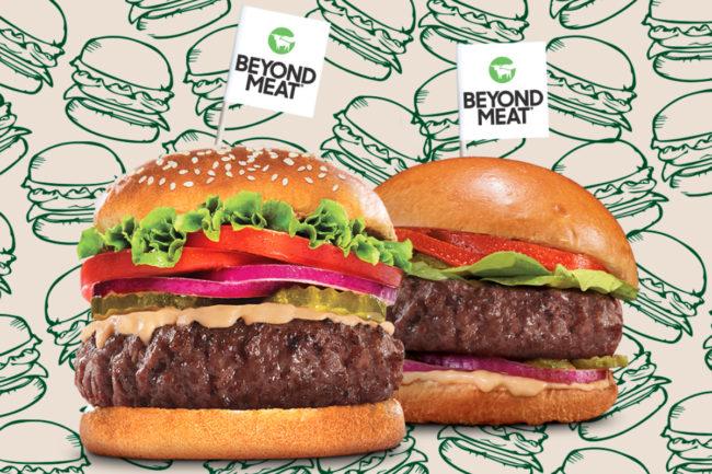 New juicier and healthier Beyond Burgers