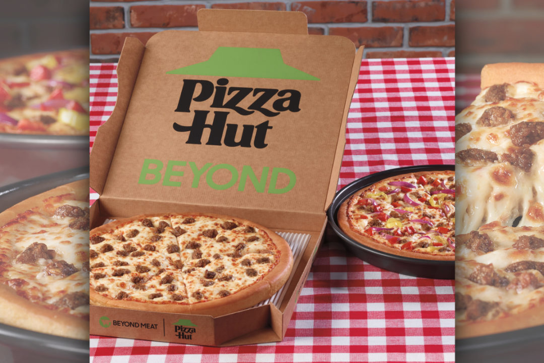 Pizza Hut Beyond Pan Pizzas