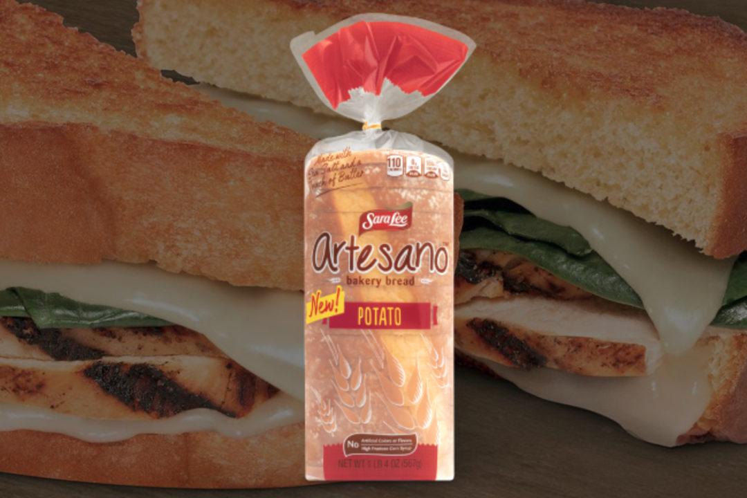 Sara Lee Artesano Potato Bakery Bread