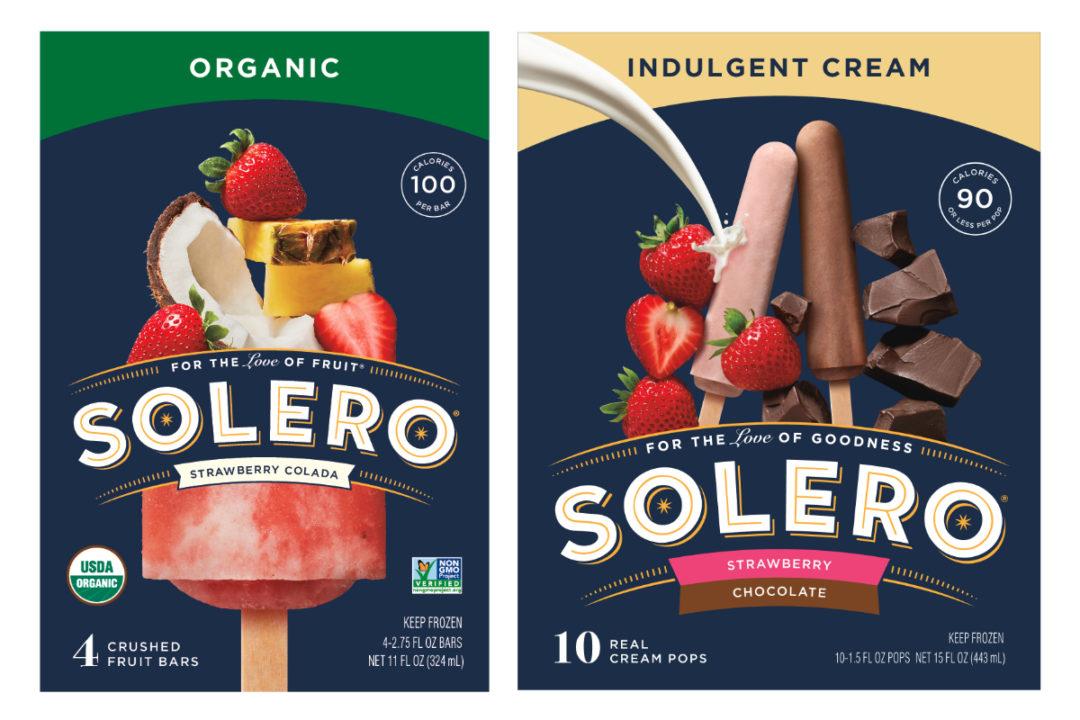 Solero bars
