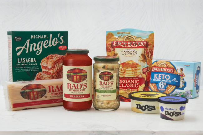 Sovos Brands family of products