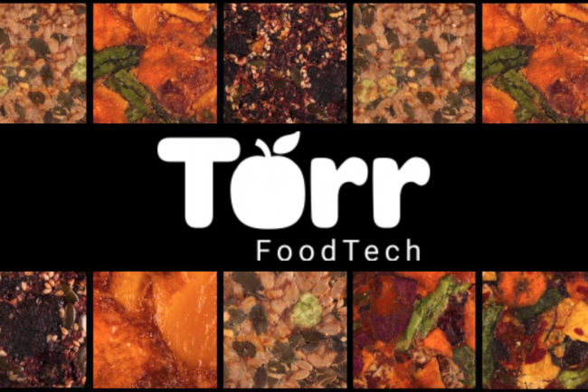 Torr FoodTech offerings and logo