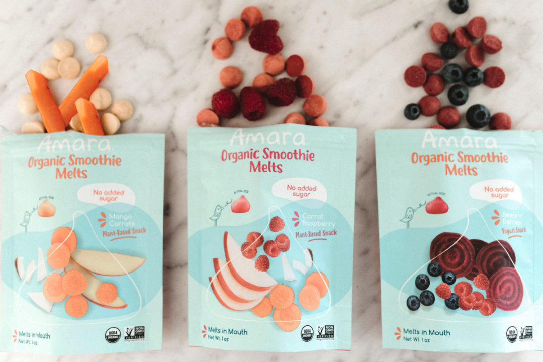 Amara Organic Smoothie Melts