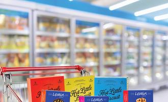 Baked foods freezer aisle lead