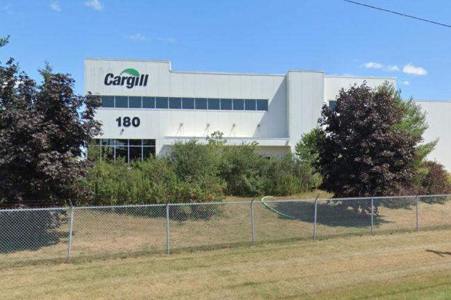 Cargill Ontario plant