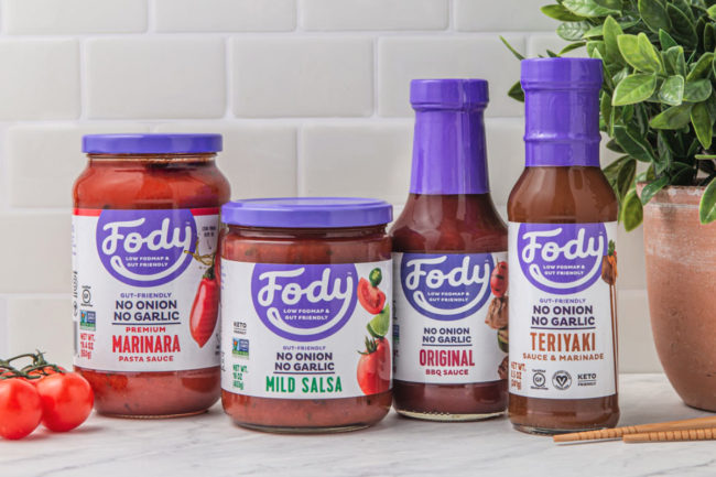 Fody Food Co. products