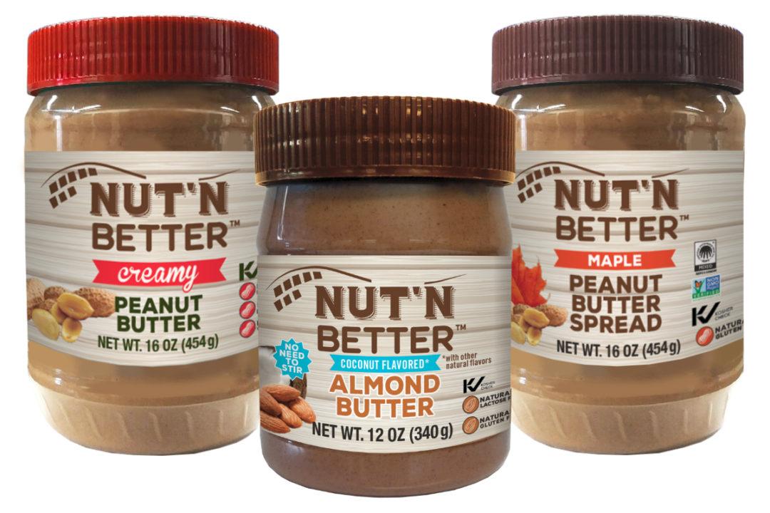 Golden Boy Foods nut butters