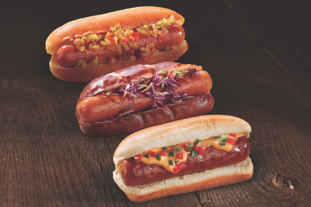 New Johnsonville sausages for c-stores