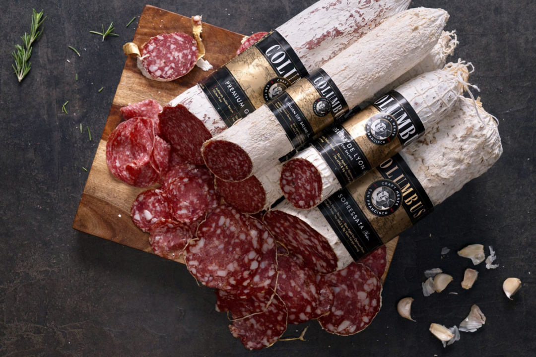 Columbus Craft Meats salami