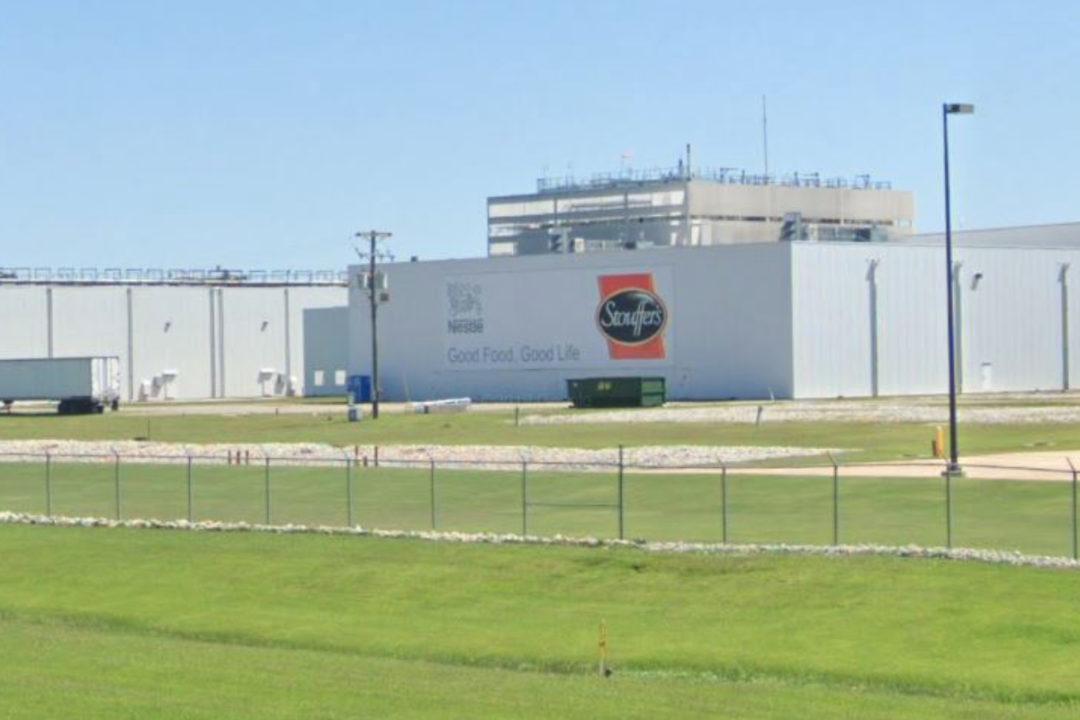 Nestle Jonesboro, Ark., facility