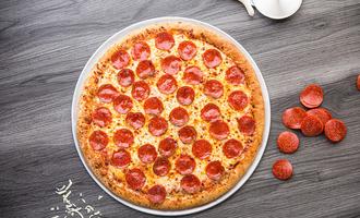 Rich pizza lead