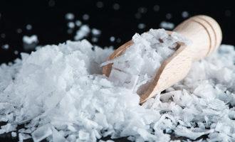 Saltflakes lead
