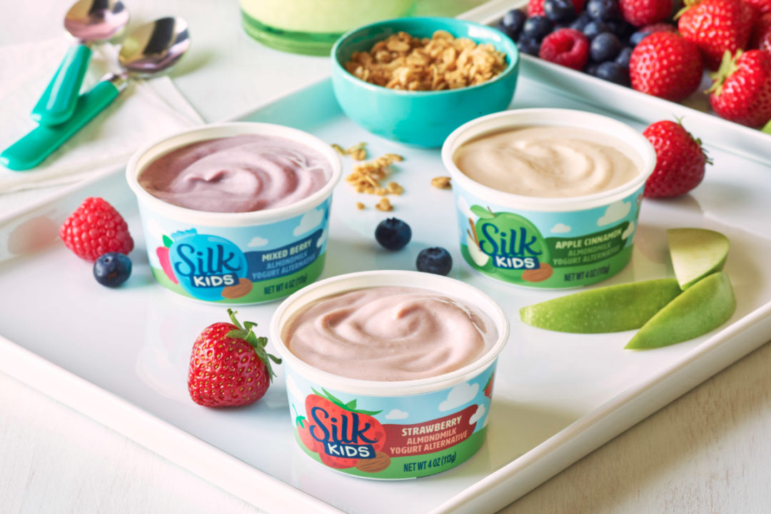 Danone Silk Kids Almondmilk Yogurt Alternative