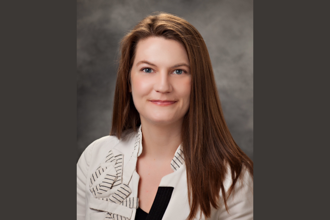 Megan Britt, new vice president of investor relations at Tyson Foods