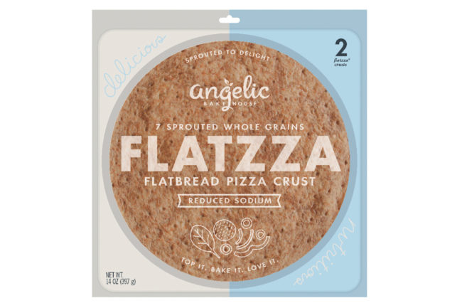 Angelic Bakehouse Reduced Sodium Flattza Crusts