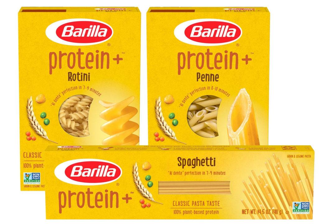 Barilla Protein Plus Pasta