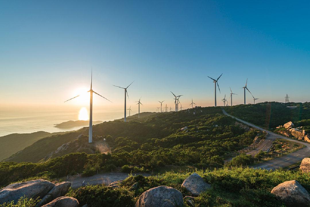 CDP windmills