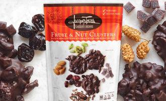 Chocolateorchardfruitnutclusters lead
