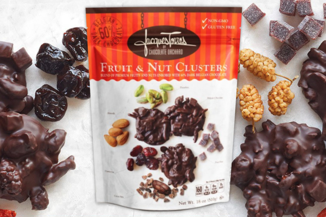 Jacques Torres by Chocolate Orchard Fruit & Nut Clusters